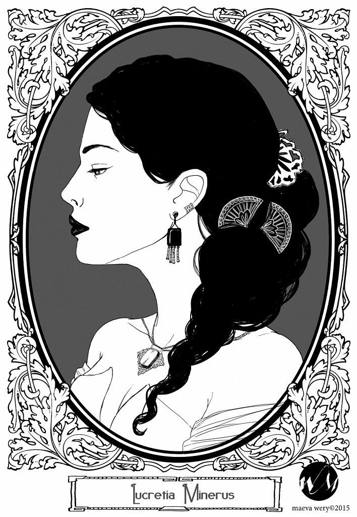 Lucretia - Chiaroscuro