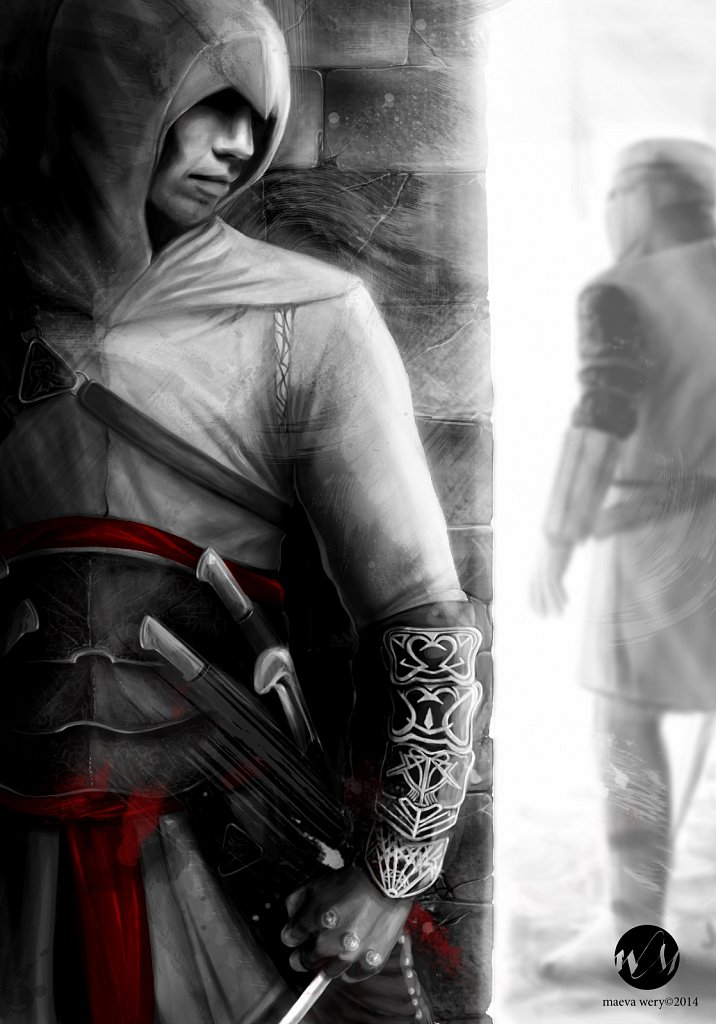 Altaïr - Assassin's creed