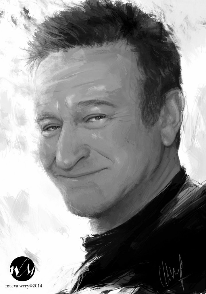 Robin Williams - hommage