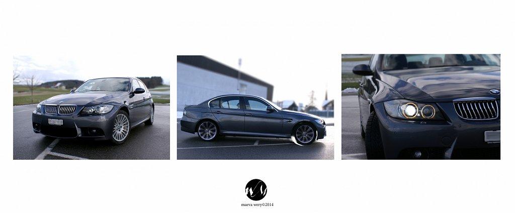 BMW - photos pour un client